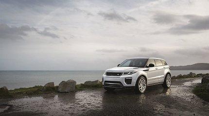 """Šiauliuose norėta įregistruoti Švedijoje ieškomą """"Land Rover"""" visureigį"""