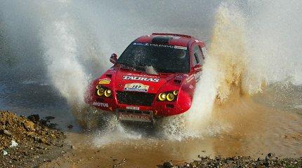 Dakarą yra įveikę beveik visi jame startavę lietuviai