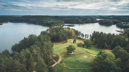 Ladakalnis ir Ginučių piliakalnis taps dar patrauklesni lankytojams