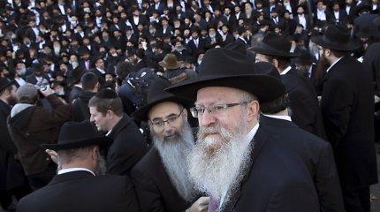 Ruošiamasi rekonstruoti Telšių ješibotą – rabinų mokyklą
