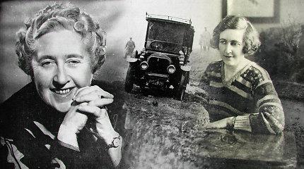 """""""Nusikaltimų karalienės"""" Agathos Christie gyvenimas: nuo vienos pirmųjų banglentininkių iki niekada neišaiškinto mįslingo dingimo"""