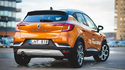 """""""Renault"""" vadovas Baltijos šalyse pranešė apie pasiektą rekordą"""