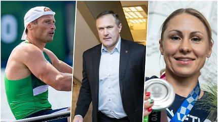 Seimo rūmuose – karštas sporto ateities forumas: kaltinimai politikams ir niūri prognozė