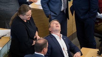 Seime mokesčių reforma jau darkoma – savo tarifus įregistravo net Ramūnas Karbauskis