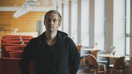 """""""Varovų"""" režisierius E.Seņkovas: """"Kodėl mes tikime mums linkinčiais blogo?"""""""
