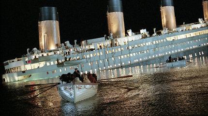 """Filme """"Titanikas"""" J.Cameronas laivo tragediją pavaizdavo itin tiksliai, išskyrus vieną detalę"""