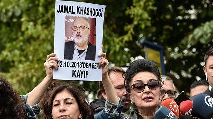"""Lietuvos """"juodajame sąraše"""" – 17 pareigūnų, siejamų su arabų žurnalisto Khashoggi nužudymu"""