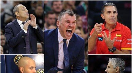Šarūnas Jasikevičius – Nr.1 tarp Europos trenerių pakeliui į NBA