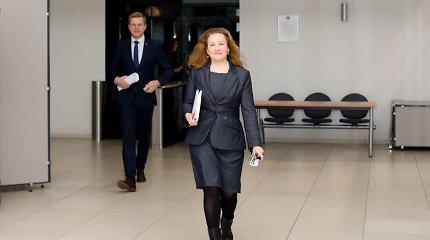 Vilniaus taryba atleido Almą Vaitkunskienę, bet rezultatai greičiausiai bus apskųsti teismui