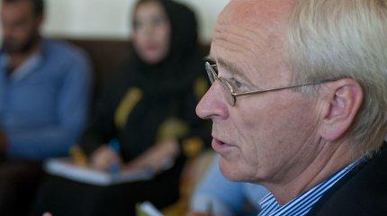 """Amerikos diplomatas vidausdokumentekaltina JAV dėl Turkijos """"etninio valymo"""" Sirijoje"""