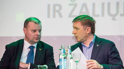 R.Karbauskis: jei S.Skvernelis pralaimės rinkimus, premjeru nebus