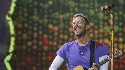 "Britų grupė ""Coldplay"""