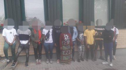 Seimas pritarė nevienareikšmiškai vertinamoms pataisoms dėl migrantų