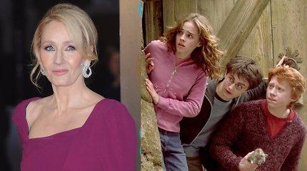 """Močiutė, geriausias draugas ir mokytojas – tikri žmonės, kuriais paremti """"Hario Poterio"""" veikėjai"""