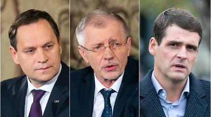 Rinkėjų apleistos partijos nepasiduoda, nors dviem iš jų politologas prognozuoja krachą