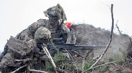 Biržuose NATO kariai prisistatys gyventojams
