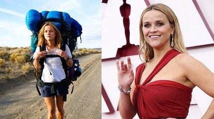 """Kodėl prieš juostos """"Laukinė"""" filmavimus Reese Witherspoon prireikė hipnozės?"""