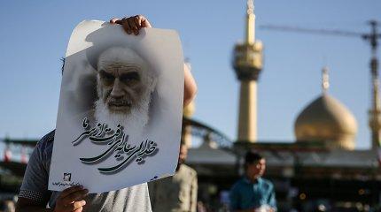 """Iranas kritikuoja Prancūzijos """"kišimąsi"""" dėl kalinamos mokslininkės"""