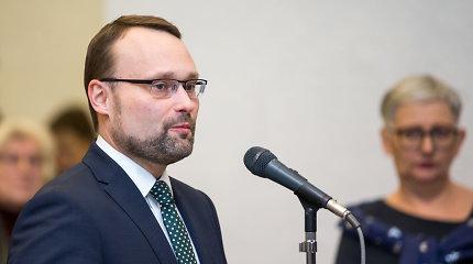 M.Kvietkauskas žada nemokamus muziejus šeimoms, fondą kultūros paveldui