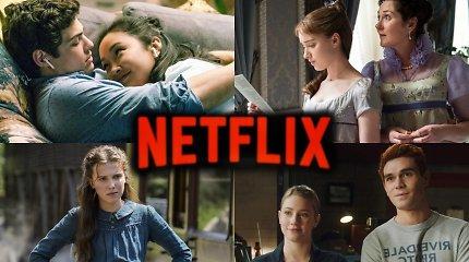 """Lietuvių """"Netflix"""" žiūrėjimo įpročiai: populiariausi filmai, serialai ir kiek laiko prie jų praleidžiame"""