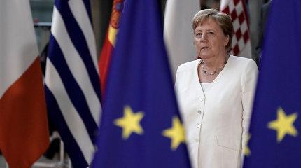 Stoja Europos ekonomikos lokomotyvas: ką Vokietijos sulėtėjimas reiškia Lietuvai