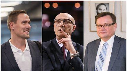 Kandidatai vadovauti Lietuvos krepšiniui: reakcija į istorinę nesėkmę ir kuo keistų D.Maskoliūną?