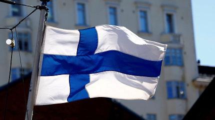 Suomijos vandenyse iš nuskendusio rusų žvejybinio laivo išgelbėti 7 įgulos nariai