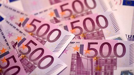 Seimo Biudžeto ir finansų komitetas siūlys, kad paskolas verslui dalintų VMI