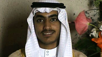 Pentagono vadovas patvirtino, kad Hamza bin Ladenas buvo nukautas