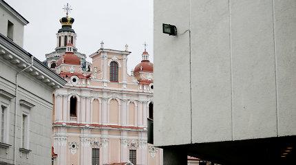 Senoji Vilniaus jėzuitų gimnazija: kur veda paslaptingi laiptai?