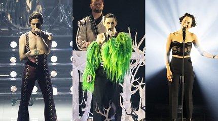 """""""Eurovizijos"""" statistika po didžiojo finalo: istoriniai pasiekimai ir pergalės"""