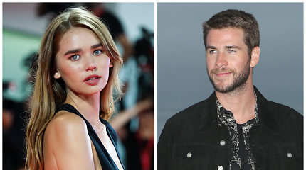 Liamas Hemsworthas turi naują merginą: žavų modelį aktorius supažindino su savo tėvais