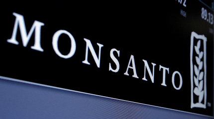 """""""Bayer"""" ir """"Monsanto"""" baigia susijungimo sandorį"""