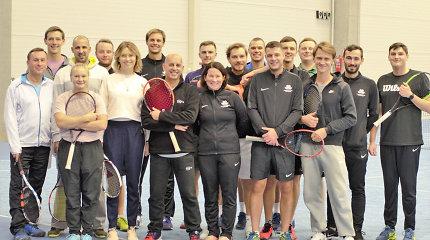 """Teniso ekspertas apie Lietuvos talentus: """"Jūs turite ne tik Ričardą Berankį"""""""