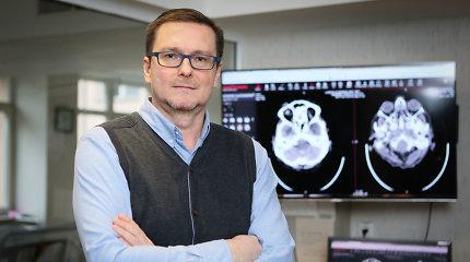 """Reanimatologas T.Tamošuitis: """"Kartais valstybė nesuteikia galimybės išgelbėti gyvybę"""""""