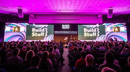 """Stebėkite konferenciją """"Build Stuff"""" tiesiogiai!"""