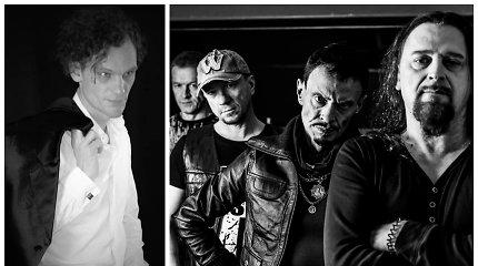 """Adomas Stančikas ir roko grupė """"Rebelheart"""" pristato dešimtmetį brandintą dainą """"Vienišas Vilkas"""""""