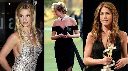 Nuo B.Spears iki princesės Dianos: ekspertė atskleidė, ką slepia garsiausi įžymybių įvaizdžiai po skyrybų