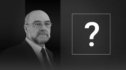 Aleksandro Abišalos klausimas kandidatams