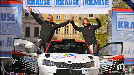 D.Butvilo ir R.Vaitkevičiaus ekipažas pradeda intensyvų pasiruošimą 2021 ralio sezonui: sieks būti greitesni nei pernai