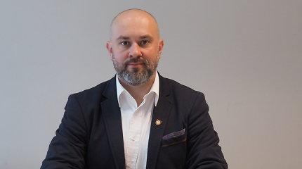"""Aidas Vasilis Vasiliauskas: """"Rail Baltica"""" – kertinis Suvalkų koridoriaus karinės infrastruktūros elementas"""