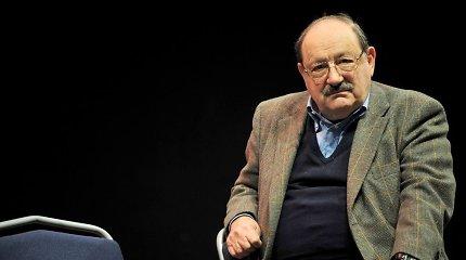 Umberto Eco: ar turime herojų europiečių?