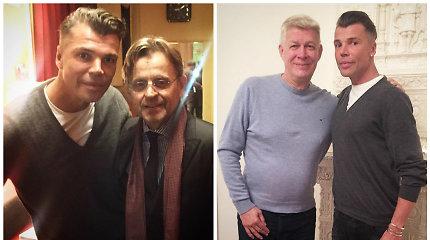 Juozo Statkevičiaus pažintys: ir su Latvijos prezidentu, ir su baletmeisteriu Michailu Baryšnikovu