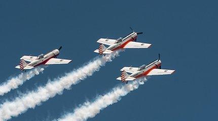 Nidos aerodrome – įspūdinga aviacijos šventė: pasirodys ir J.Kairys