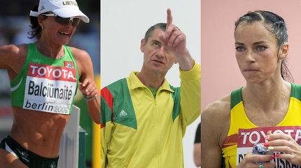 Nuo dopingo vėžio Lietuvoje taip pat labiausiai kenčia lengvoji atletika