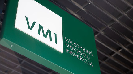 """VMI: """"šešėlis"""" pernai sudarė iki 13 proc. BVP"""