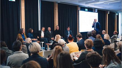 Lietuvos kultūros tarybos forumas: ar efektyvus kultūros projektų vertinimas balais?
