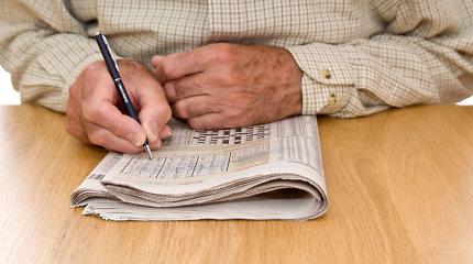 Tyrimas parodė, kokia veikla padeda senatvėje išlaikyti aštrų protą: demencijos rizika sumažėja net 48 procentų