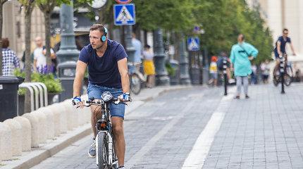 Eismo pokyčiai ir kiti darnaus judumo sprendimai Vilniuje: kaip juos vertina patys miestiečiai?