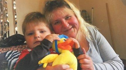 Sergančia mama iki mirties rūpinęsis 8-metis lietuvis JK vadinamas įkvėpimu